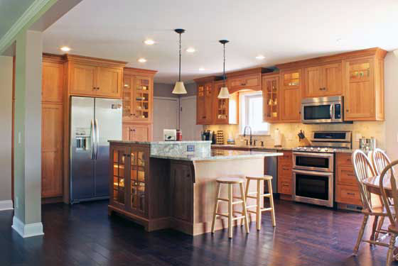 caves kitchens and built in cabinetry custom kitchens in rochester monroe county and the finger lakes - Built In Cabinets For Kitchen